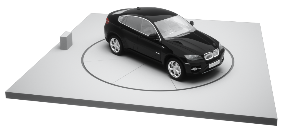 product-parking_system-vehicle _turntable